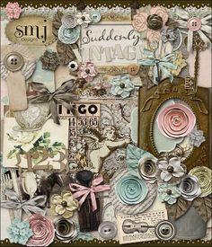 Suddenly Vintage | Shabby Miss Jenn Designs