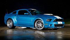 Ford Mustang GT Cobra (2015)
