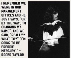 This is so amazing 😂💚💚 Queen Freddie Mercury, Freddie Mercury Quotes, I Am A Queen, Save The Queen, Freddie Mercury Zitate, Queen Facts, Rainha Do Rock, Queen Meme, Queen Photos