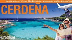 Touroperador Europlayas inicia vuelos directos a Cerdeña desde Madrid y Valencia