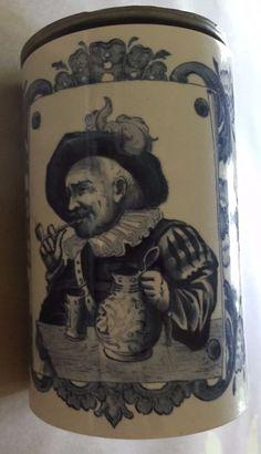 Villeroy & Boch Mettlach Bierkrug