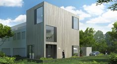 end house, Almere, 8A Architecten