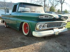chevy 1961 truck - Google Search