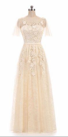 Champagne pajamas Bal high quality way r wedding #prom #promdress #dress #eveningdress #evening #fashion #love #shopping #art #dress #women #mermaid #SEXY #SexyGirl #PromDresses