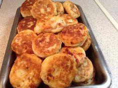 Μπόμπες πατάτας!!! ~ ΜΑΓΕΙΡΙΚΗ ΚΑΙ ΣΥΝΤΑΓΕΣ 2 Meat, Chicken, Breakfast, Ethnic Recipes, Food, Morning Coffee, Essen, Meals, Yemek