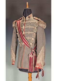 Yeomanry Officers Tunic