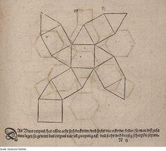 Polyedre - Albrecht Dürer