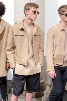 all different kind of camel // Neil Barrett SS 2015 #menswear #simplydapper #stylish