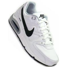 Unser bisheriger Preis: 128,50 €   jetzt nur  89,95 €  Nike Air Max Command Leather white/blk