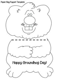276 Best Activities For Groundhog Day Images On Pinterest