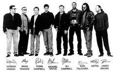 UB40, (Reggae) pop group