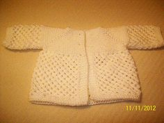 Ravelry: Project Gallery for Precious Sweater pattern by Jeannine LaRoche
