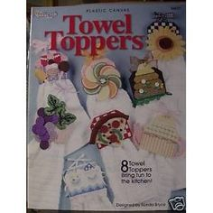 Leisure Arts - Towel Toppers, $2.00 (http://www.leisurearts.com/products/towel-toppers.html)