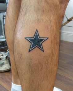 1000 images about dallas cowboys tattoo 39 s on pinterest for Dallas cowboys star temporary tattoos
