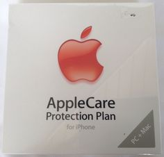 APPLECARE PROTECTION PLAN IPHONE MC006LL/A AT&T PC MAC UNUSED SEALED APPLE CARE | eBay