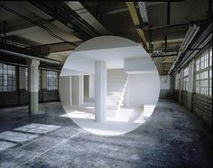 Georges Rousse, The Grandfather Of Single-Perspective Installations