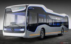 2016 Mercedes-Benz 'Future Bus'