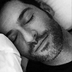 I could spend hours watching him spleeping ❤😊 Tom Ellis Lucifer, Sympathy For The Devil, Burning Love, Dan Stevens, Taylor Kinney, Morning Star, Beautiful Boys, Actors & Actresses, Tv Shows