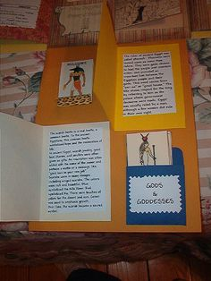 Egyptian gods and goddess lapbook, cant seem to download but could use the idea!