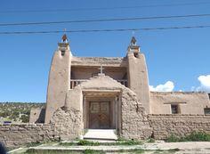 San Jose de Gracia Cemetery - NM   Trover