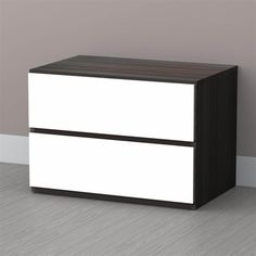 Allure Nightstand - Click to enlarge