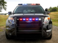 Ford Police Interceptor Utility Vehicle front Picture of 20 Police Truck, Ford Police, Police Patrol, Military Police, Police Cars, Police Vehicles, State Police, Car Photos, Car Pictures