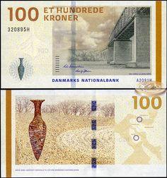 Дания. 100 крон (Unc) 2009
