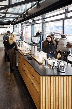 Coffee Collective, Torvehallerne - Copenhagen