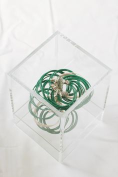 Spirograph, Cable Management, Wire Art, Decorative Boxes, Electric, Container, Cord Management, Wire Work, Decorative Storage Boxes