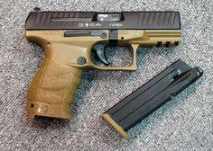 VFC Walther PPQ M2 GBB Tan