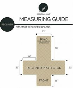 Recliner Cover Basic Pattern Adjust Sizes For Your Chair I – Best Patterns Collection Recliner Chair Covers, Recliner Slipcover, Couch Covers, Slipcovers, Armchair Covers, Diy Furniture Covers, Pet Furniture, Diy Sofa Cover, Reupholster Furniture
