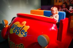 #Wiggles #Exhibition at the #PowerhouseMuseum #Sydney #australia via brunchwithmybaby.com