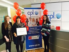 Celebrating our Great Place To Work achievement in the offices! Great Place To Work, Great Places, Best Workplace, Recruitment Agencies, For Everyone, Good Job, The Office, Good People, Offices