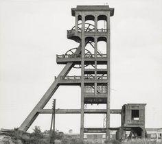 Bernd & Hilla Becher, Industrial Landscapes. 10 Photographs (1968)