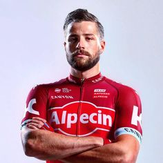 """709 Likes, 14 Comments - Marco Haller (@mhaller91) on Instagram: """"Proud and thankful that @katushacycling give me the honour to represent the team for the third time…"""""""