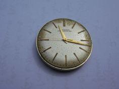 mechanisches Uhrwerk JUNGHANS CHRONOMETER 82/1 - selten- project parts