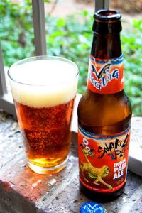 Flying Dog Snake Dog IPA - this may be as good or better than their other IPA offering.