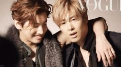 TVSQ - Changmin and Yunho