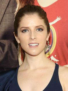 Anna Kendrick Ponytail - Anna Kendrick went for low-key styling with this…