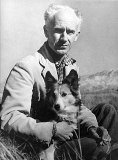 Ernie Pyle (1900-1945): Compassionate, Pulitzer Prize-winning war correspondent who chronicled the lives of common soldiers and sailors throughout WWII; killed by a Japanese sniper on Okinawa in the closing days of the war.
