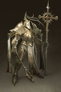 This would be beautiful to seeing person as a deadric warrior or prince.