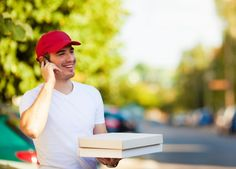 27 Things Your Pizza Guy Won't Tell You: Love pizza? Get smarter about service with our list of things pizza delivery people wish you knew before dialing in your order. Love Pizza, Eat Pizza, Pizza Hut, Delivery Man, Pizza Delivery, I Win, Told You So, Guys, People