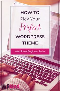 How to choose your perfect WordPress theme. Start your new blog in style with this beginner-friendly guide to selecting the very best theme for your blog. #wordpresstheme #wordpressblog #wordpresstips #wordpresstutorial Wordpress Help, Best Free Wordpress Themes, Theme List, Cool Themes, Blogging For Beginners, Blog Tips, Blog Design, Business, Social Media