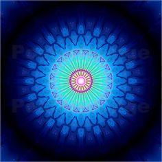 Mandalas und Energiebilder dienen zum Finden der inneren Ruhe und Ausgeglichenheit. Sie strahlen Harmonie und Entspannung aus.