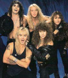 Big Hair Bands, Hair Metal Bands, Jani Lane, 80s Hair Metal, 80s Rock Bands, Glam Metal, Glam Hair, 80s Music, Rock Legends