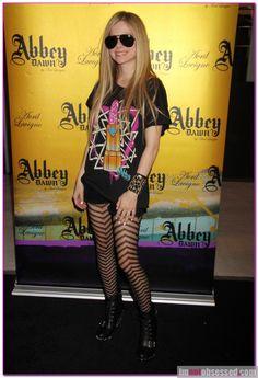 Abbey Dawn de Avril Lavigne