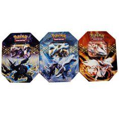 Pokemon 2012 Spring Tin Collector Cards: Shopko