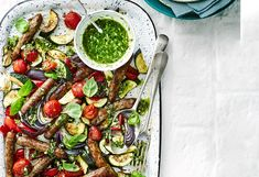 This one-pan wonder is a truly beautiful and delicious traybake that is the perfect weekly dinner option