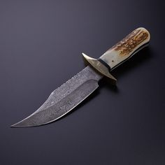 The Ultimate Bowie Knife