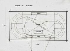 Anteproyecto maqueta H0m.